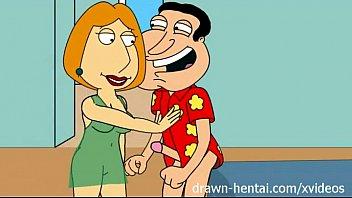 Family Guy Hentai - 50 shades of Lois