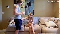Cory Chase in Brother fucks his sister doggy style