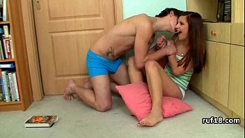 Teen Experiences Sex For The First Time