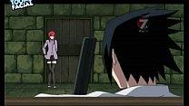 Sasuke fucks Karin (naruto)