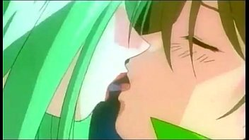 Inju Alien yuri lesbian anime