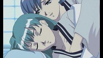 Flashback game lesbian anime part 1.