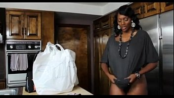 2805023 beautiful black milf fucks sons friend