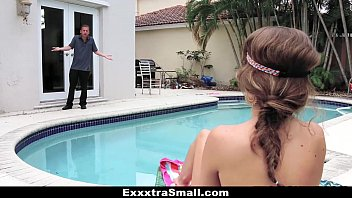 ExxxtraSmall - Petite Teen (Kimmy Granger) Caught and Fucked by Her Neighbor