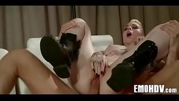 Emo slut with tattoos 0888