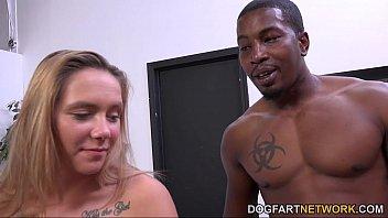 Hollie Mack Gets Interviewed Before Her First IR Scene