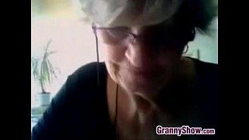 Grandma Shows Off Her BreastsBusty Grandma Sh