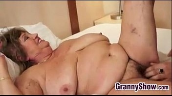 Big Grandma And Her y. Lover Fucking