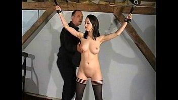 Humiliating slavery of female slaveslut Emily