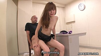 Slender Asian lady gets fucked so hard by her partner