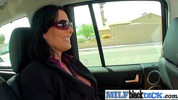 Mature Lady Desire A  Big Monster Black Dick In Her mov-28