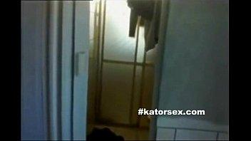 SPY CAM ON THE BATHROOM