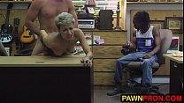 Desperate Boyfriend Pimps Girlfriend to the Pawnbroker