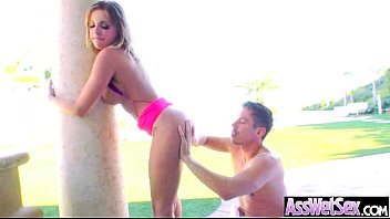 Big Ass Girl Get Oiled Then Deep Anal Nailed clip-10