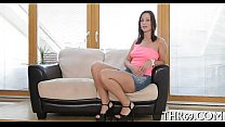 Sexually excited oral pleasuring
