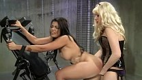Giselle's Cock Sucking Training With Her Mistress pt. 2