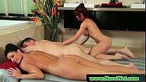 Masseuse offers Anal Sex during a Nuru Massage 21