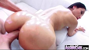 Hot Girl With Round Huge Butt Get Anal Sex (vicki chase) vid-30