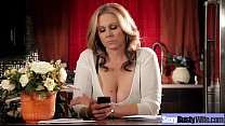 Big Tits Mommy Enjoy Hard Style Sex (julia ann) vid-16