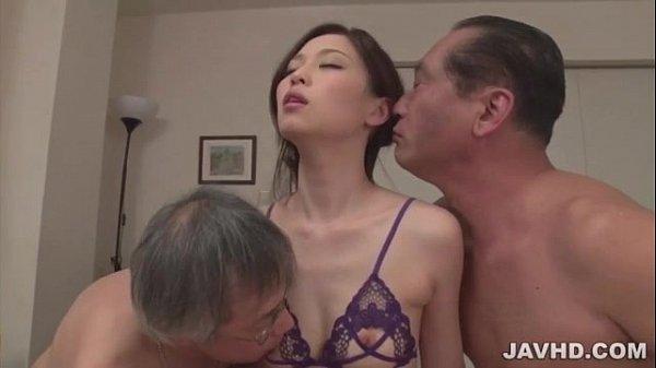 Misaki Yoshimura | Slim Japanese peachy tits