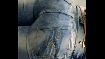 Flagra Rabuda Jeans Atolado