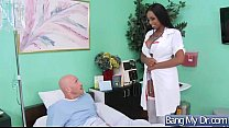 Doctor Treat With Hard Bang A Sexy Patient (codi bryant) movie-09
