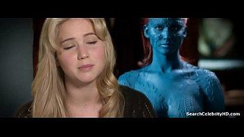 Jennifer Lawrence in X-Men First Class 2011
