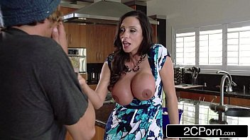 Horny Widow Ariella Ferrera Steals Her Daughter's Boyfriend