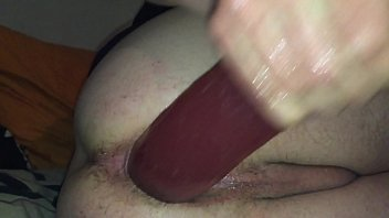 big holle for dildo