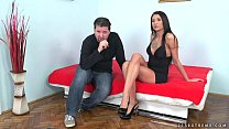 Anal BDSM with Erika Bellucci