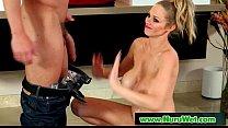 NuruMassage Son Fully Serviced by Step-Mom Sex Video 15