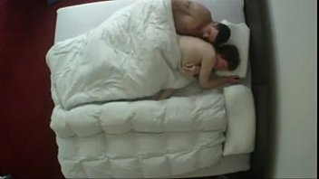 Getting into Bed with Mom in Law- more videos on www.camhotgirls.net