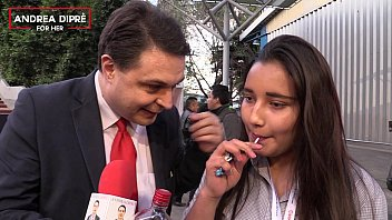 Strange video of a mexican girl with Andrea Dipre