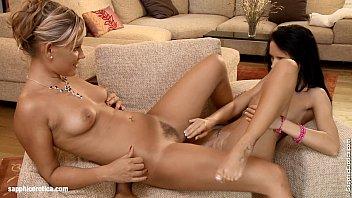 Elegant Lovers - by Sapphic Erotica lesbian sex with Regina Ginie