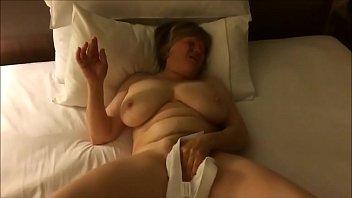 Insane Orgasm Busty Mature Amateur