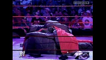 Lita Nipple Slip on WWE RAW