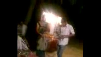 Funny Dance at Indian Village - 240P