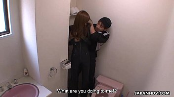 Yui Igawa has a molestor get her off quite nice