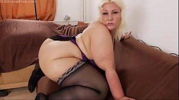 awsome blonde bbw from DesireBBWs .com