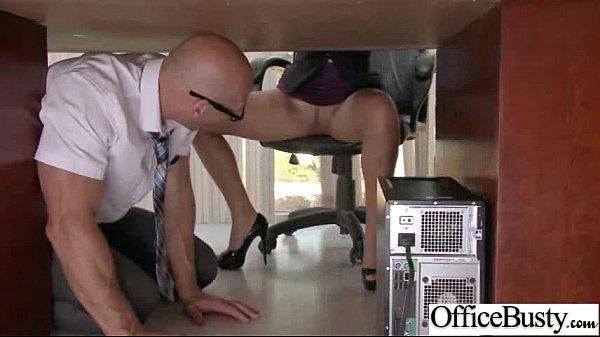 Hardcore Sex Scene In Office With Slut Naughty Busty Girl (lela star) clip-21