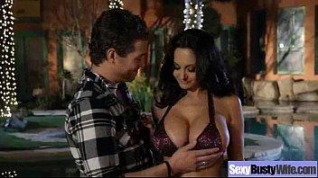 Hardcore Sex With Big Tits Hot Milf (ava addams) clip-07