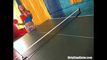 Ping Pong Sex Challenge From My Dirty Stepsister