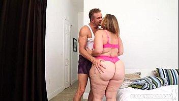 Big Booty BBW Mazzaratie Monica Loves Her Stepfather Tony D