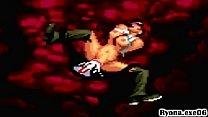 Kuromaru Vs Vanessa The Queen of Fighters