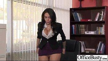 (lela star) Sexy Busty Office Girl Bang Hardcore Style video-20