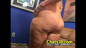 You gotta love this hairy old pussy porn clip granny fucking