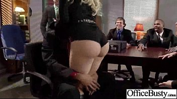 Lovely Girl (kagney linn karter) With Big Tits Get Banged Hard Style In Office movie-19