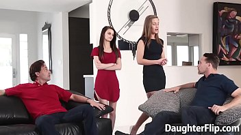 Hot stepdaughters sucking the cock of and fucked by their stepfathers in this unbelievable porn film.