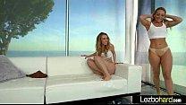 Sex Act With Horny Teen Cute Hot Lesbos Girls (Aj Applegate & Harley Jadehot) vid-03