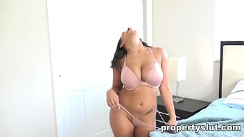 Hot Milf gets fucked hard by client